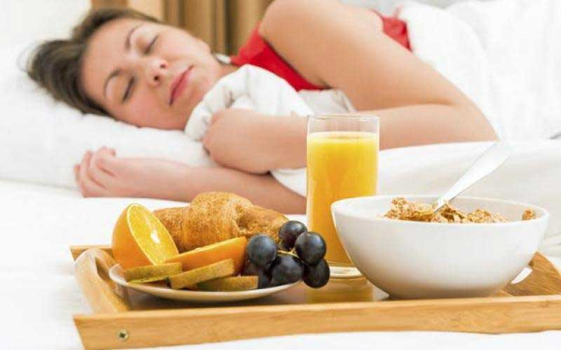 Διατροφή &΄Υπνος