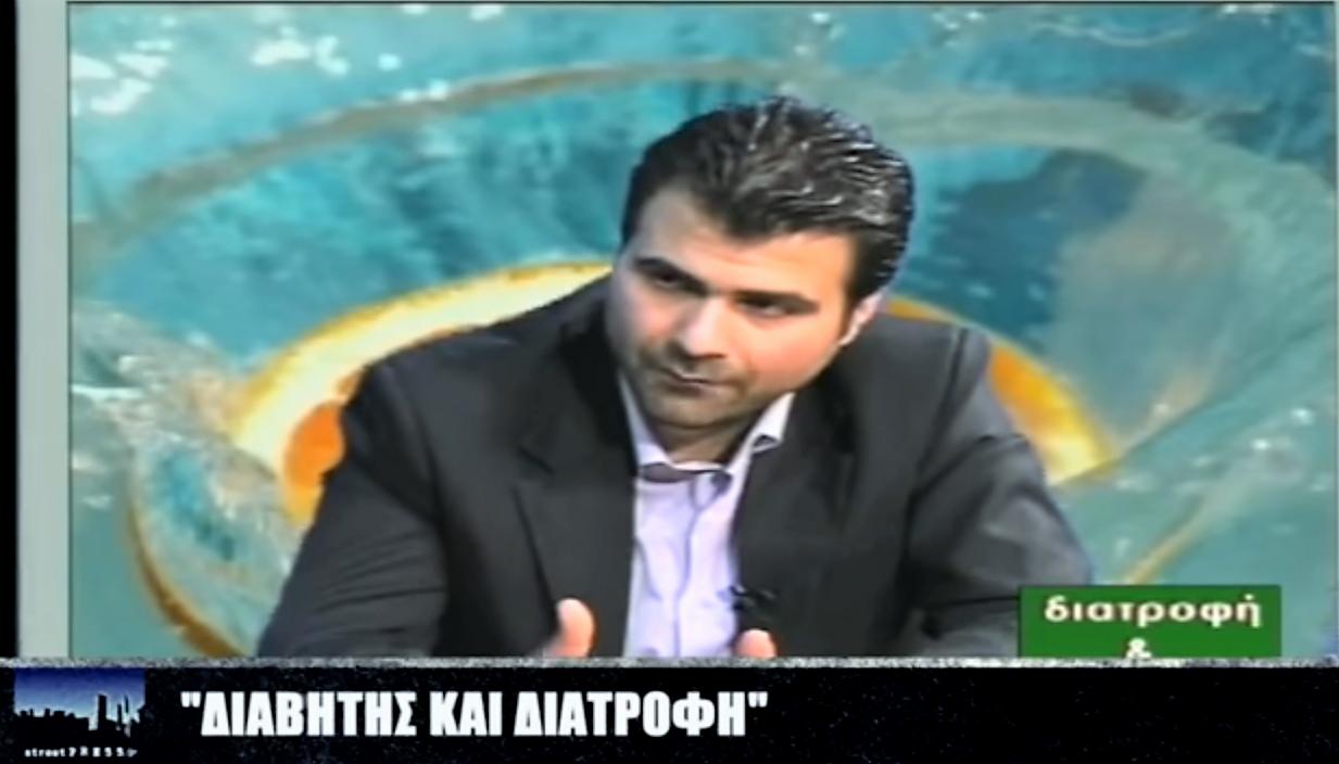 panorama-tv-3-diaitologos-diatrofologos-ioannis-soupios