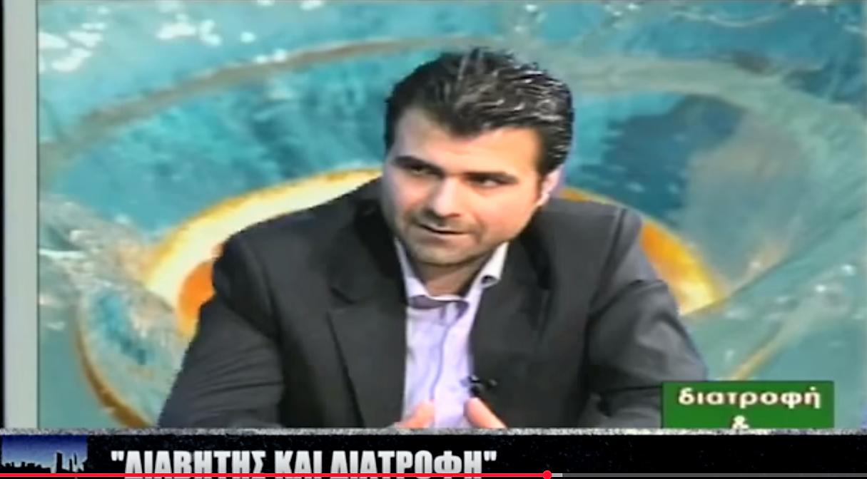 panorama-tv-4-diaitologos-diatrofologos-ioannis-soupios