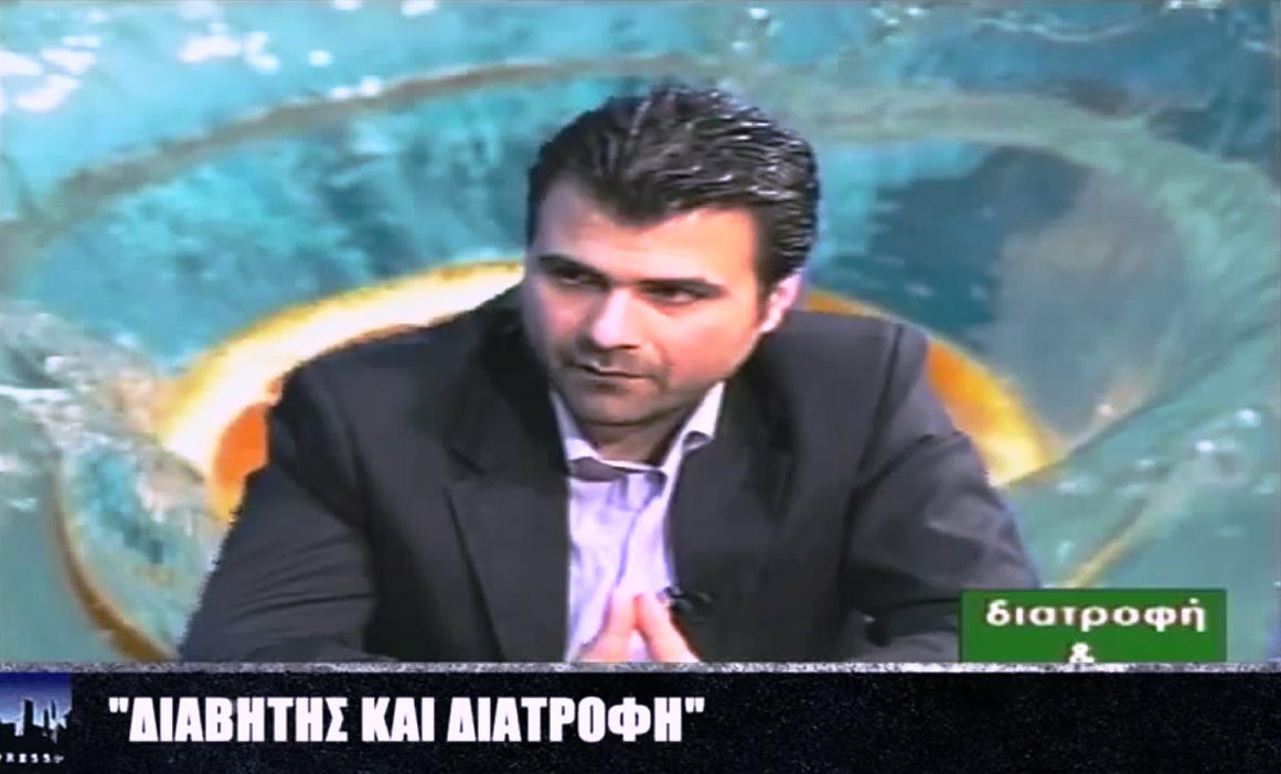 panorama-tv-5-diaitologos-diatrofologos-ioannis-soupios